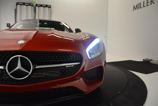 Used 2016 Mercedes Benz AMG GT S S for sale Sold at Pagani of Greenwich in Greenwich CT 06830 13