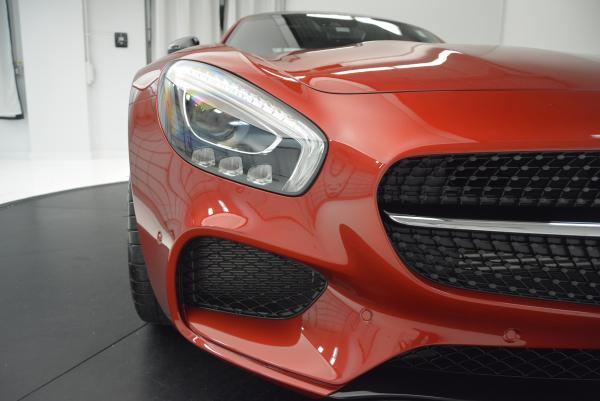 Used 2016 Mercedes Benz AMG GT S S for sale Sold at Pagani of Greenwich in Greenwich CT 06830 14