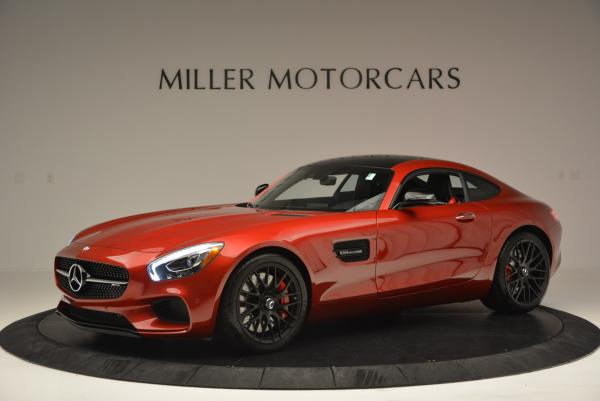 Used 2016 Mercedes Benz AMG GT S S for sale Sold at Pagani of Greenwich in Greenwich CT 06830 2