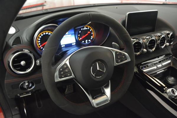 Used 2016 Mercedes Benz AMG GT S S for sale Sold at Pagani of Greenwich in Greenwich CT 06830 23