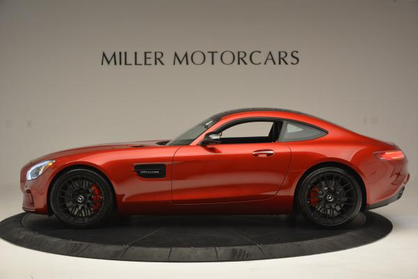 Used 2016 Mercedes Benz AMG GT S S for sale Sold at Pagani of Greenwich in Greenwich CT 06830 3
