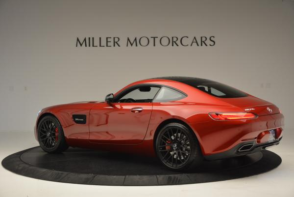 Used 2016 Mercedes Benz AMG GT S S for sale Sold at Pagani of Greenwich in Greenwich CT 06830 4