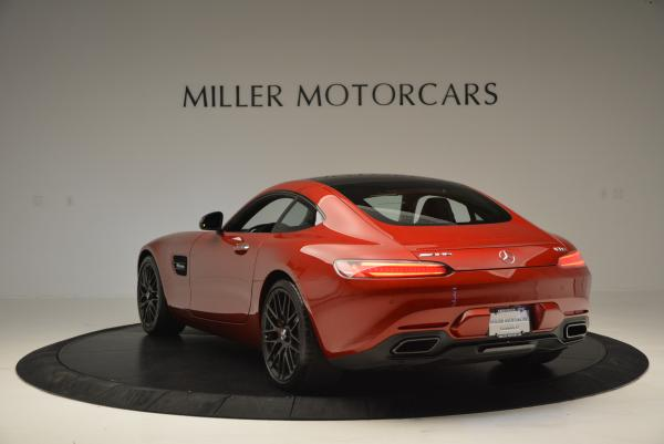 Used 2016 Mercedes Benz AMG GT S S for sale Sold at Pagani of Greenwich in Greenwich CT 06830 5