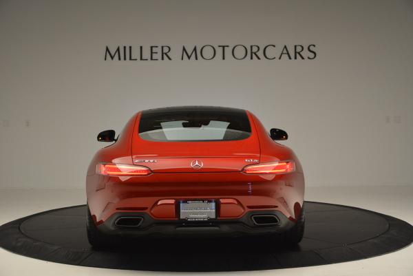 Used 2016 Mercedes Benz AMG GT S S for sale Sold at Pagani of Greenwich in Greenwich CT 06830 6