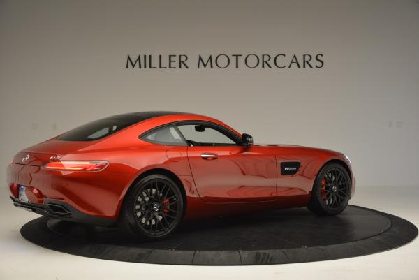 Used 2016 Mercedes Benz AMG GT S S for sale Sold at Pagani of Greenwich in Greenwich CT 06830 8