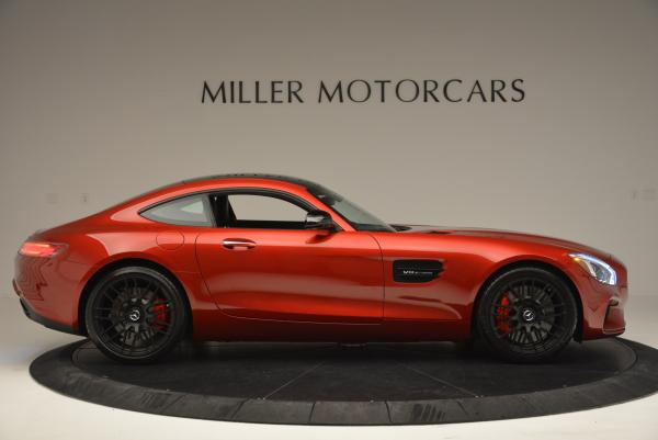 Used 2016 Mercedes Benz AMG GT S S for sale Sold at Pagani of Greenwich in Greenwich CT 06830 9