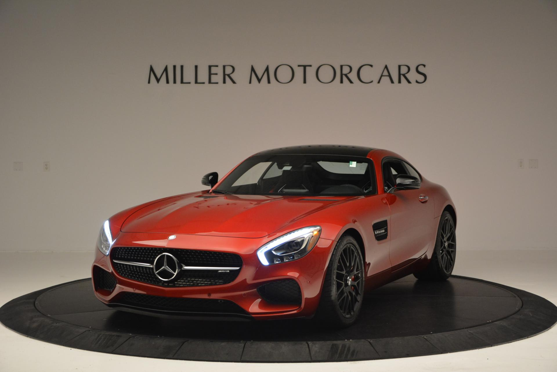 Used 2016 Mercedes Benz AMG GT S S for sale Sold at Pagani of Greenwich in Greenwich CT 06830 1
