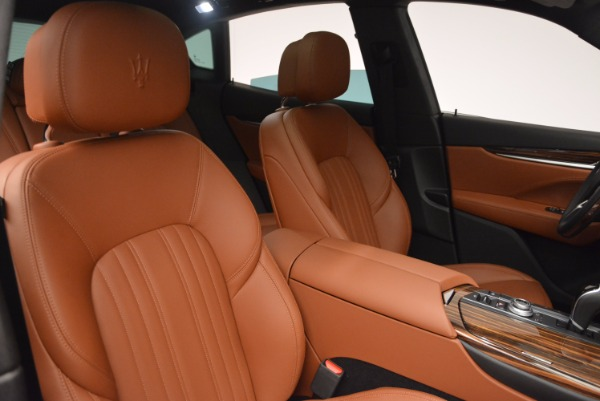 New 2017 Maserati Levante S Q4 for sale Sold at Pagani of Greenwich in Greenwich CT 06830 21