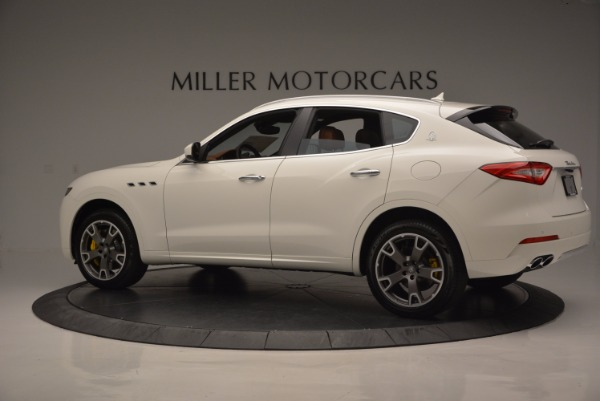 New 2017 Maserati Levante S Q4 for sale Sold at Pagani of Greenwich in Greenwich CT 06830 4