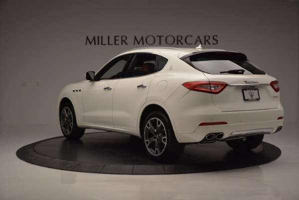 New 2017 Maserati Levante S Q4 for sale Sold at Pagani of Greenwich in Greenwich CT 06830 5