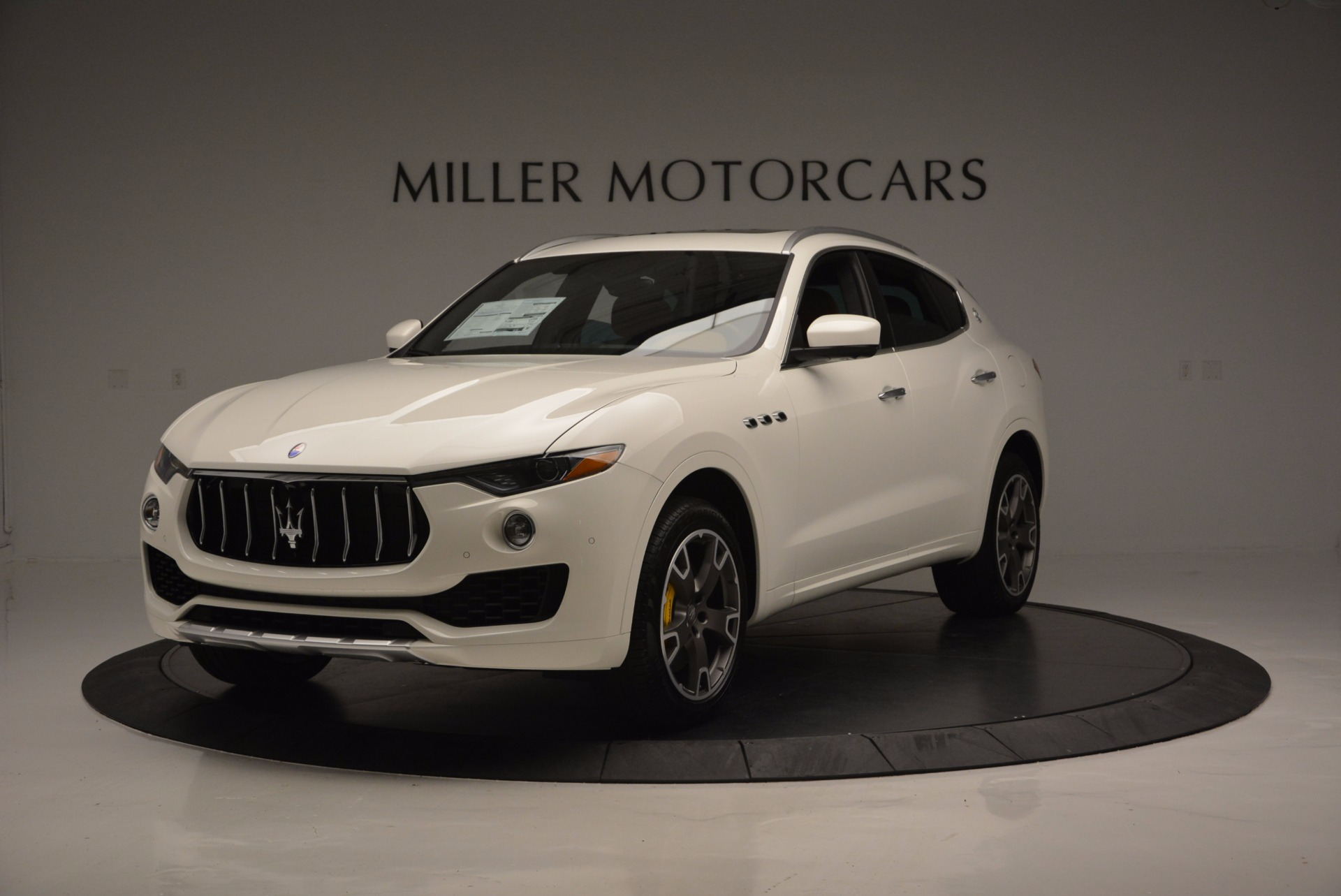 New 2017 Maserati Levante S Q4 for sale Sold at Pagani of Greenwich in Greenwich CT 06830 1
