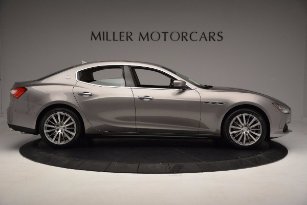Used 2017 Maserati Ghibli S Q4 Ex-Loaner for sale Sold at Pagani of Greenwich in Greenwich CT 06830 7
