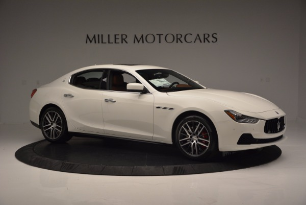 Used 2017 Maserati Ghibli S Q4 Ex-Loaner for sale Sold at Pagani of Greenwich in Greenwich CT 06830 10