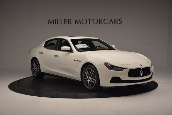 Used 2017 Maserati Ghibli S Q4 Ex-Loaner for sale Sold at Pagani of Greenwich in Greenwich CT 06830 11