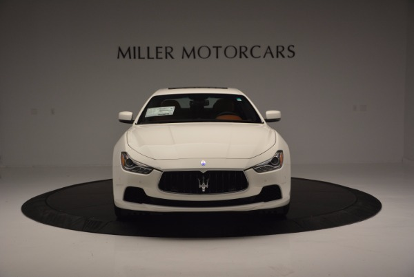 Used 2017 Maserati Ghibli S Q4 Ex-Loaner for sale Sold at Pagani of Greenwich in Greenwich CT 06830 12