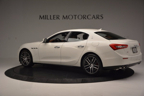 Used 2017 Maserati Ghibli S Q4 Ex-Loaner for sale Sold at Pagani of Greenwich in Greenwich CT 06830 4