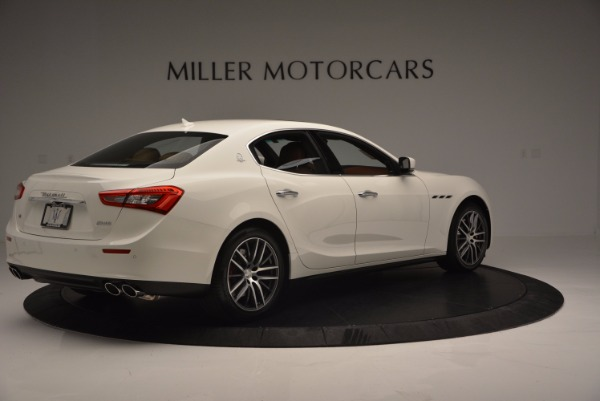 Used 2017 Maserati Ghibli S Q4 Ex-Loaner for sale Sold at Pagani of Greenwich in Greenwich CT 06830 8