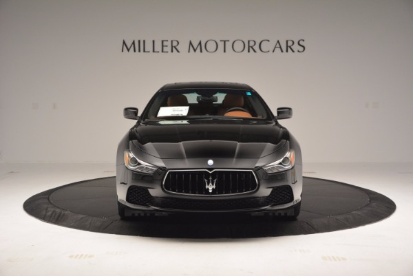 Used 2017 Maserati Ghibli SQ4 S Q4 Ex-Loaner for sale Sold at Pagani of Greenwich in Greenwich CT 06830 12