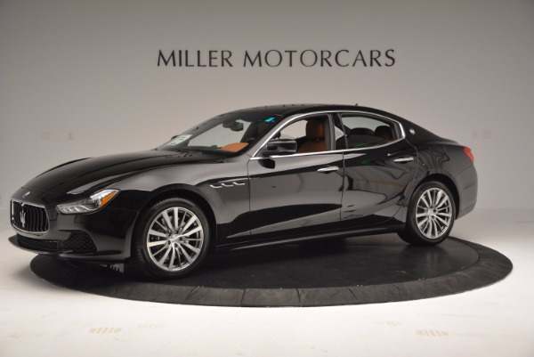 Used 2017 Maserati Ghibli SQ4 S Q4 Ex-Loaner for sale Sold at Pagani of Greenwich in Greenwich CT 06830 2