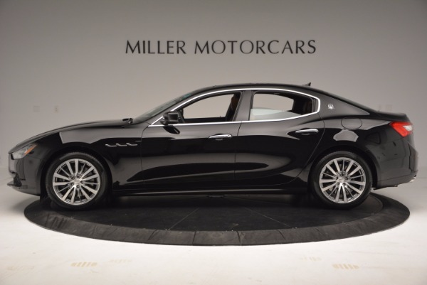 Used 2017 Maserati Ghibli SQ4 S Q4 Ex-Loaner for sale Sold at Pagani of Greenwich in Greenwich CT 06830 3