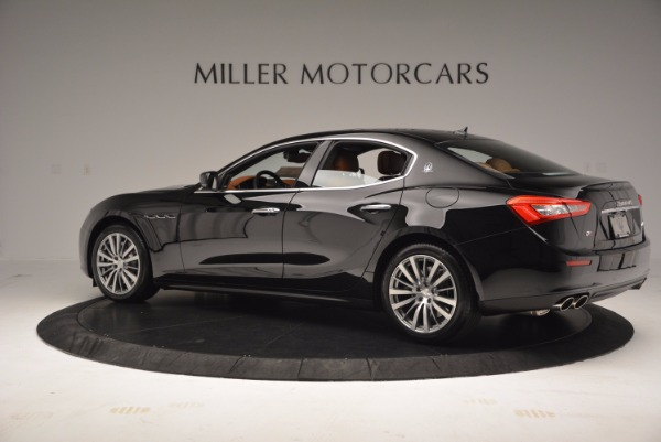 Used 2017 Maserati Ghibli SQ4 S Q4 Ex-Loaner for sale Sold at Pagani of Greenwich in Greenwich CT 06830 4