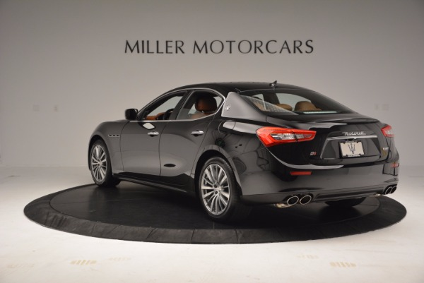 Used 2017 Maserati Ghibli SQ4 S Q4 Ex-Loaner for sale Sold at Pagani of Greenwich in Greenwich CT 06830 5