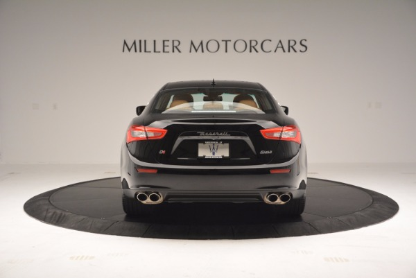 Used 2017 Maserati Ghibli SQ4 S Q4 Ex-Loaner for sale Sold at Pagani of Greenwich in Greenwich CT 06830 6