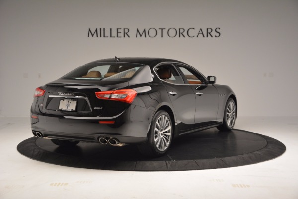 Used 2017 Maserati Ghibli SQ4 S Q4 Ex-Loaner for sale Sold at Pagani of Greenwich in Greenwich CT 06830 7