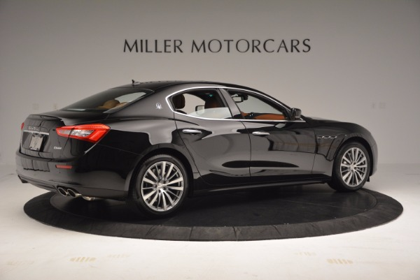 Used 2017 Maserati Ghibli SQ4 S Q4 Ex-Loaner for sale Sold at Pagani of Greenwich in Greenwich CT 06830 8