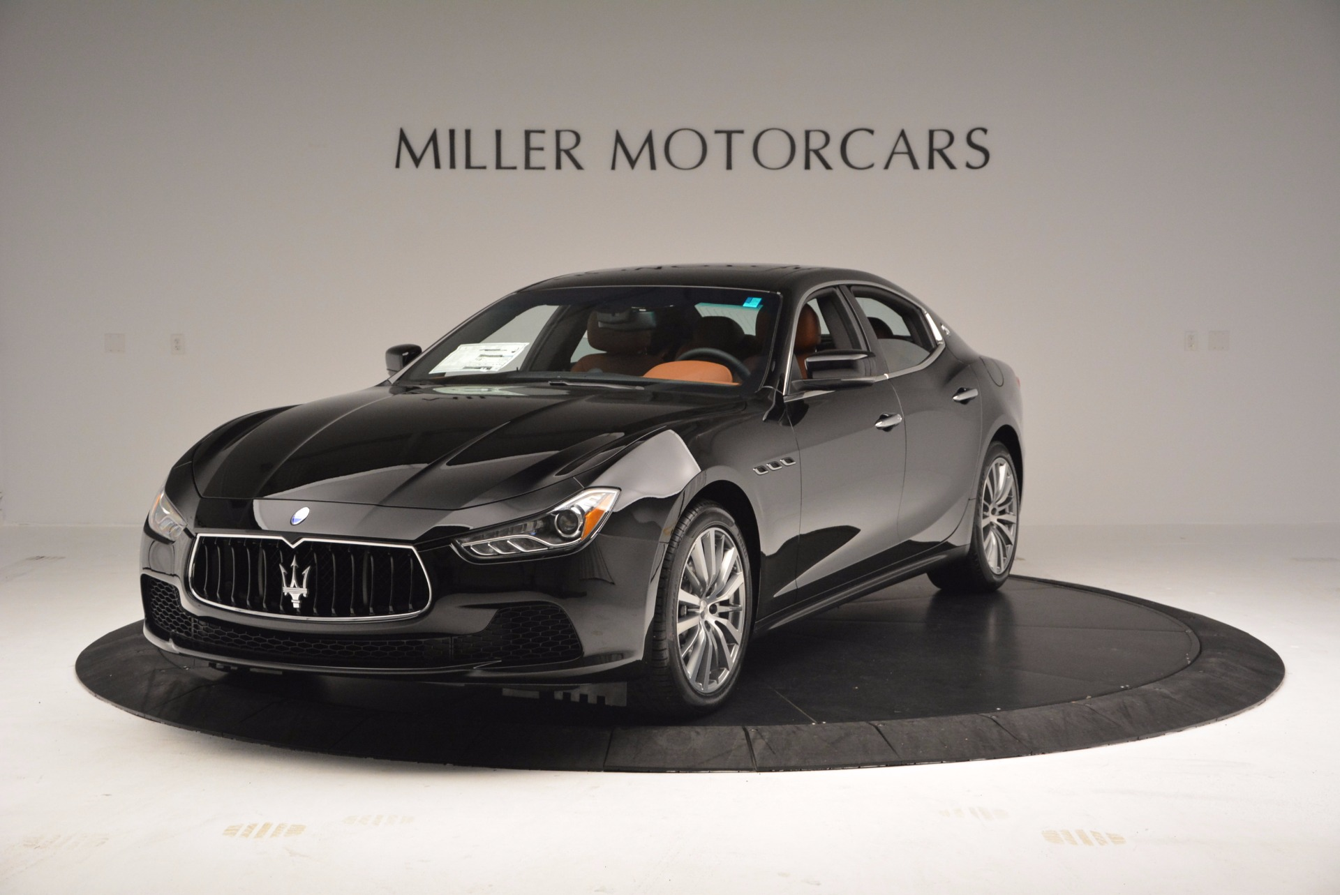 Used 2017 Maserati Ghibli SQ4 S Q4 Ex-Loaner for sale Sold at Pagani of Greenwich in Greenwich CT 06830 1