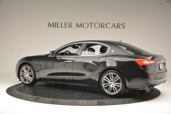 Used 2015 Maserati Ghibli S Q4 for sale Sold at Pagani of Greenwich in Greenwich CT 06830 3