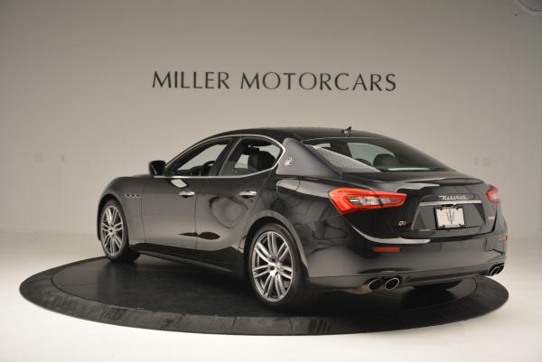 Used 2015 Maserati Ghibli S Q4 for sale Sold at Pagani of Greenwich in Greenwich CT 06830 4