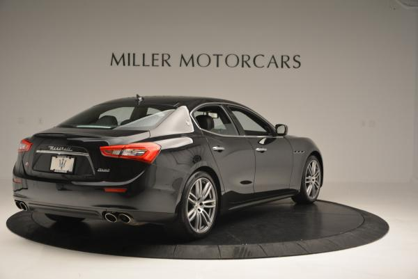 Used 2015 Maserati Ghibli S Q4 for sale Sold at Pagani of Greenwich in Greenwich CT 06830 6