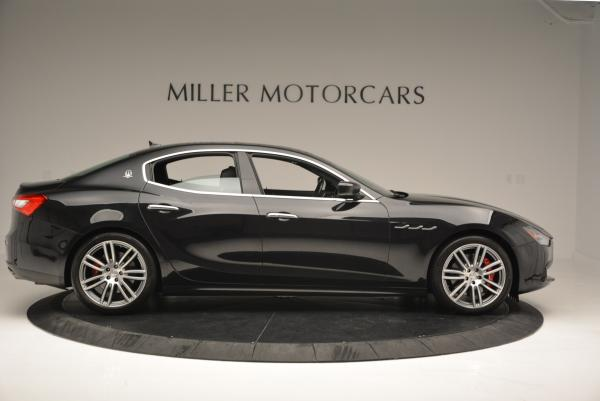 Used 2015 Maserati Ghibli S Q4 for sale Sold at Pagani of Greenwich in Greenwich CT 06830 8