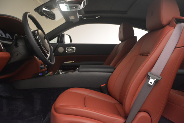 Used 2016 Rolls-Royce Wraith for sale Sold at Pagani of Greenwich in Greenwich CT 06830 21