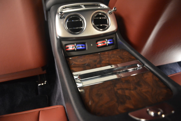 Used 2016 Rolls-Royce Wraith for sale Sold at Pagani of Greenwich in Greenwich CT 06830 26