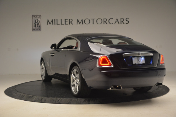 Used 2016 Rolls-Royce Wraith for sale Sold at Pagani of Greenwich in Greenwich CT 06830 5