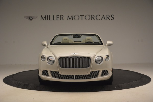 Used 2013 Bentley Continental GT for sale Sold at Pagani of Greenwich in Greenwich CT 06830 12