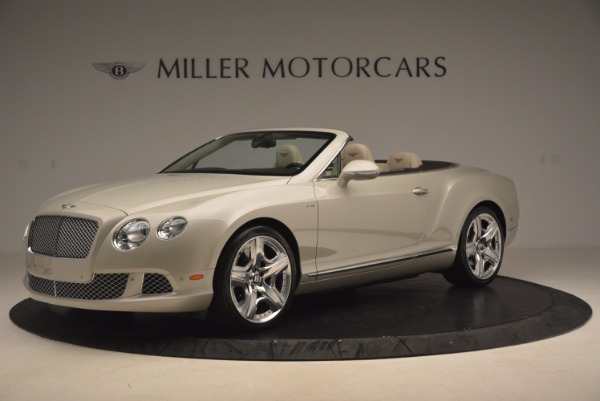 Used 2013 Bentley Continental GT for sale Sold at Pagani of Greenwich in Greenwich CT 06830 2