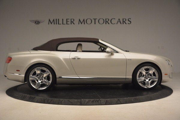 Used 2013 Bentley Continental GT for sale Sold at Pagani of Greenwich in Greenwich CT 06830 21