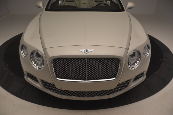 Used 2013 Bentley Continental GT for sale Sold at Pagani of Greenwich in Greenwich CT 06830 25