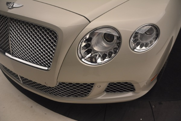 Used 2013 Bentley Continental GT for sale Sold at Pagani of Greenwich in Greenwich CT 06830 26