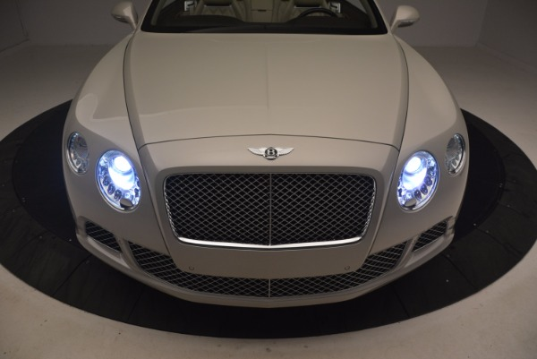 Used 2013 Bentley Continental GT for sale Sold at Pagani of Greenwich in Greenwich CT 06830 27