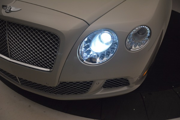 Used 2013 Bentley Continental GT for sale Sold at Pagani of Greenwich in Greenwich CT 06830 28
