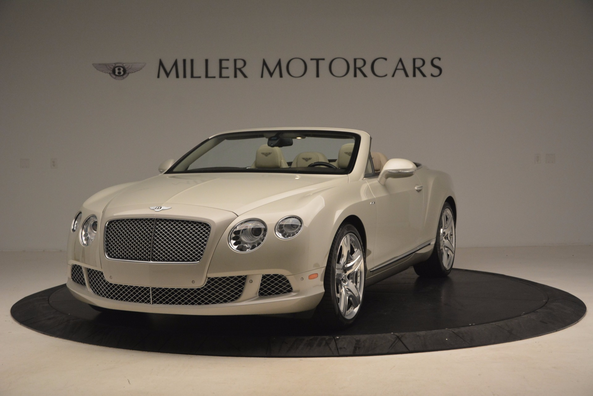 Used 2013 Bentley Continental GT for sale Sold at Pagani of Greenwich in Greenwich CT 06830 1