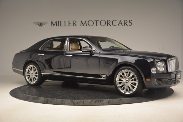 Used 2016 Bentley Mulsanne for sale Sold at Pagani of Greenwich in Greenwich CT 06830 10