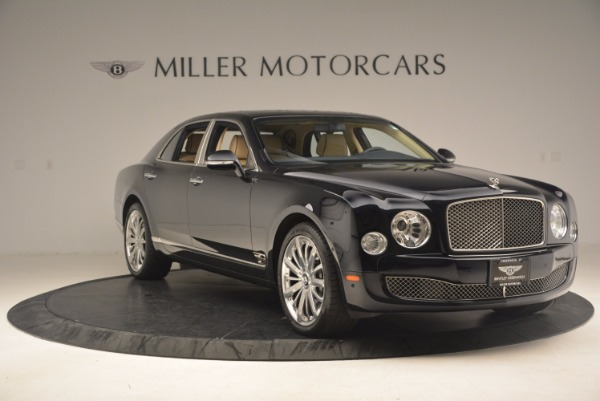 Used 2016 Bentley Mulsanne for sale Sold at Pagani of Greenwich in Greenwich CT 06830 11