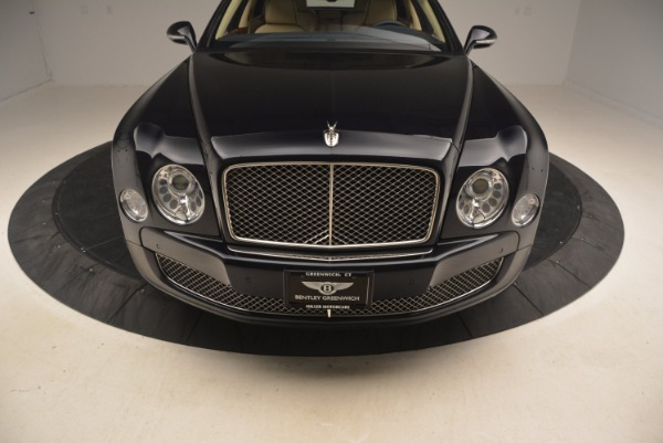 Used 2016 Bentley Mulsanne for sale Sold at Pagani of Greenwich in Greenwich CT 06830 13