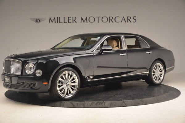 Used 2016 Bentley Mulsanne for sale Sold at Pagani of Greenwich in Greenwich CT 06830 2