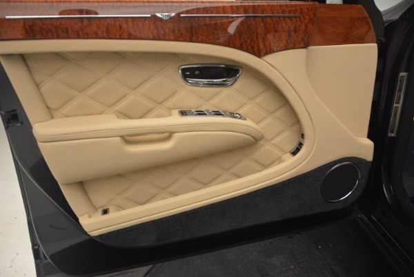 Used 2016 Bentley Mulsanne for sale Sold at Pagani of Greenwich in Greenwich CT 06830 20